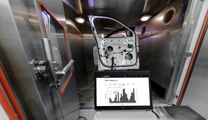 Der digitale Assistent Sounce verbessert künftig das Erkennen von Störgeräuschen