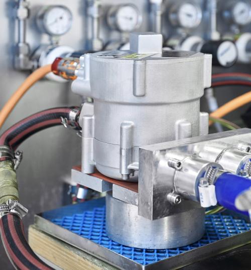 Rheinmetall beliefert Daimler Truck Fuel Cell mit Wasserstoff-Rezirkulationsgebläsen