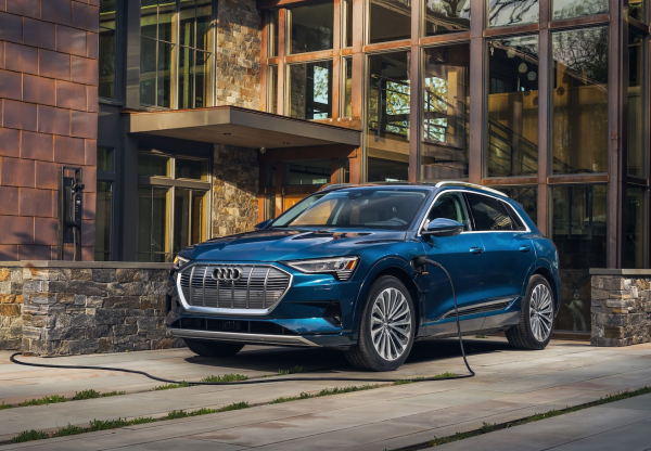Audi of America and Arcadia offer renewable energy subscription with e-tron or e-tron Sportback lease or purchase