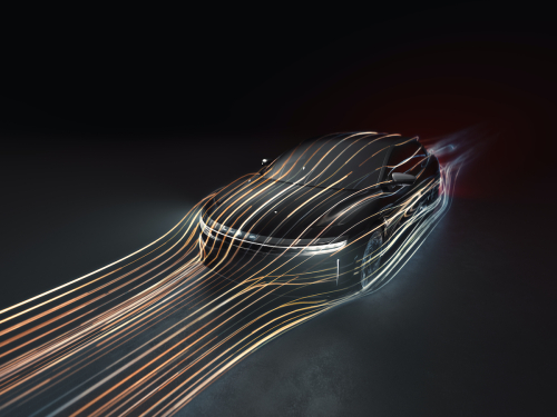 photo of Lucid Air achieves industry-best 0.21 coefficient of drag image