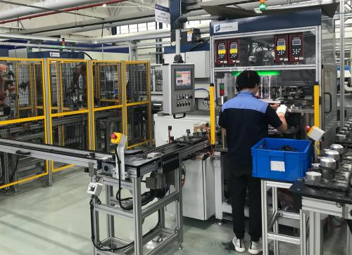 EVP production Shanghai