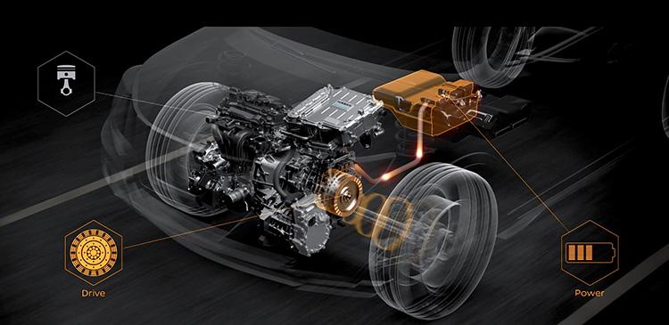 Nissan e-POWER - power image 02