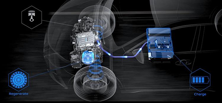 Nissan e-POWER - charge image 01