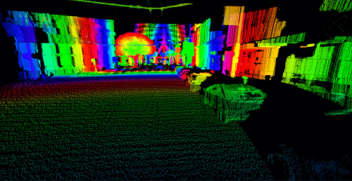 Continental_PP_AEye-LiDAR-Point-Cloud
