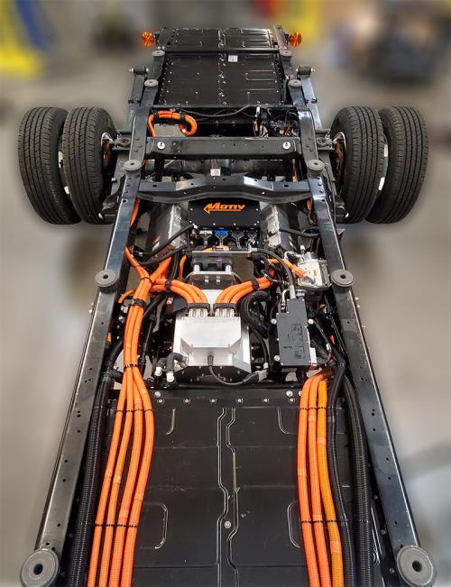 EPIC E-450 chassis sm v3