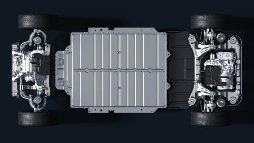 NIO 2nd Gen E-Drive Platform