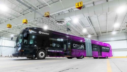 STA City Line Vehicle in Boone NW Garage _ 006