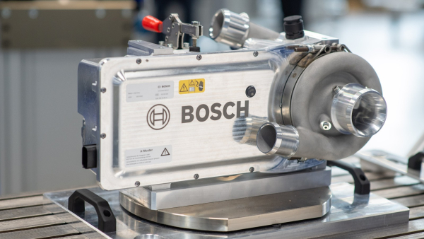 Bosch in long-term supply deal with cellcentric for electric air compressors for fuel cells