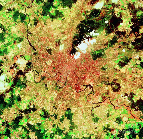 Landsat-view-of-moscow-geospacescience-photo-library