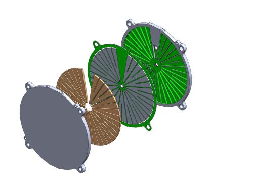 Microchannel Reactor Assembly_1_0
