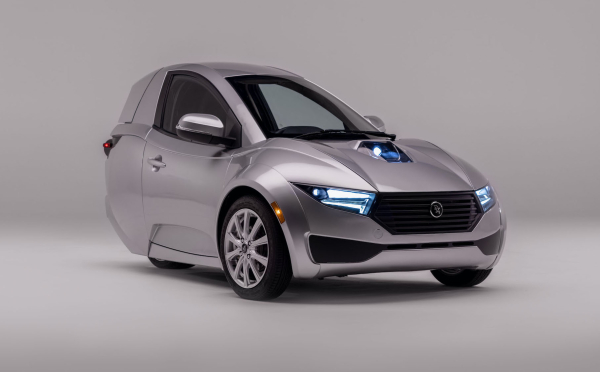 ElectraMeccanica to begin customer deliveries of three-wheeled SOLO EV