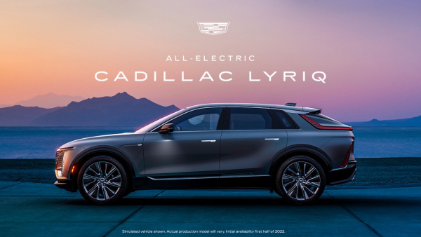 Cadillac: reservations for 2023 Cadillac LYRIQ Debut Edition sell out in 10 minutes