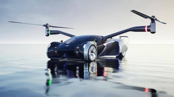 XPeng unveils slate of new technologies: ADAS, flying car, supercharging, robotics