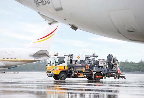 Aviation-truck