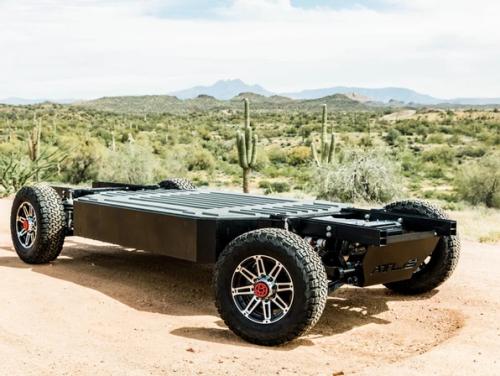 photo of ATLIS Motor Vehicles and Clemson University partner to advance development of EV batteries image