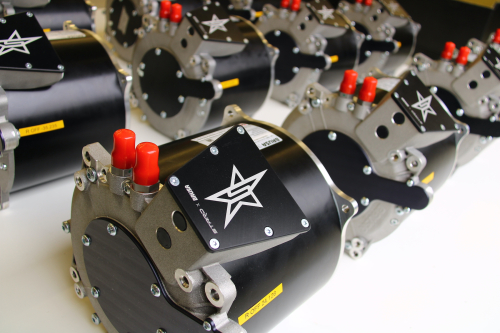 STARDxBRUSA E-Motors