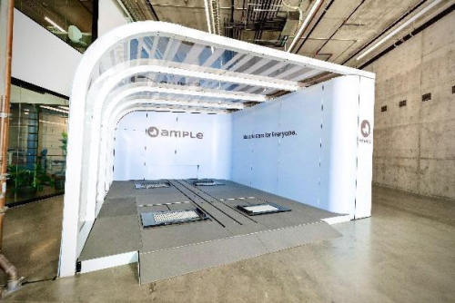 ENEOS and Ample to launch EV battery swapping service in Japan