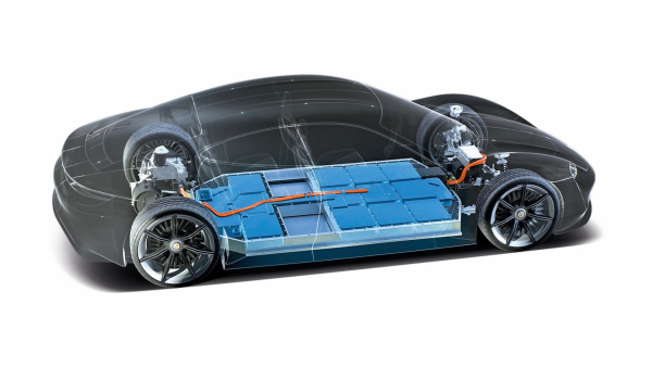 Porsche invests in high-performance battery JV Cellforce; Si anodes; BASF NCM cathode materials
