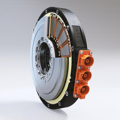 YASA_axial-flux_electric_motor