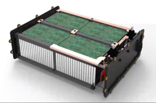 Lithium-carbon-battery